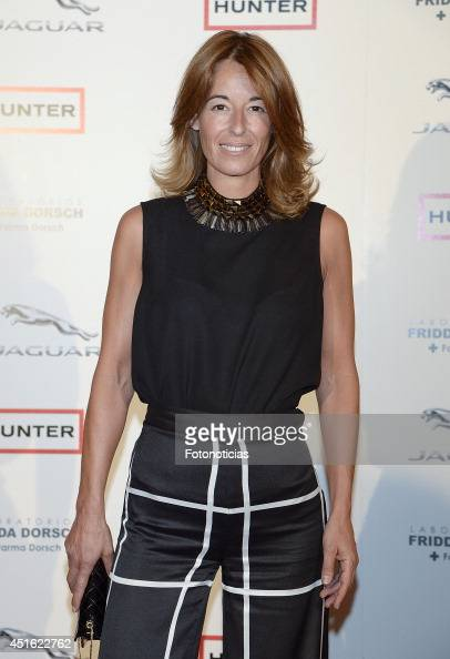 Monica Martin Luque attends the 'Corazon Solidario' 2014 awards ceremony at Miguel Angel Hotel on July 2 2014 in Madrid Spain