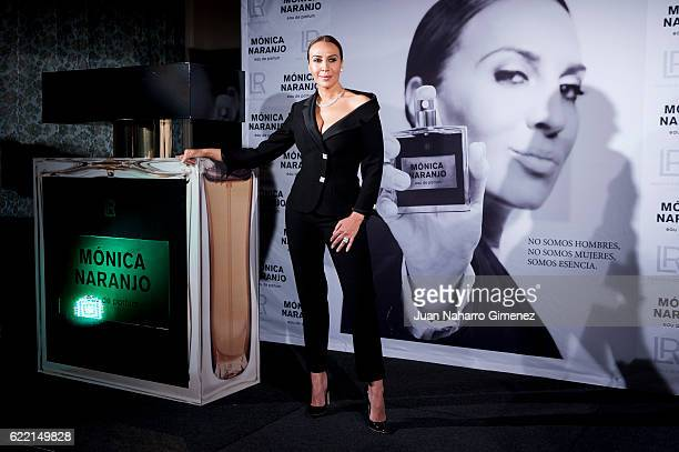 Monica Naranjo attends 'Monica Naranjo eau de Parfum' presentation at Ritz Hotel on November 10 2016 in Madrid Spain
