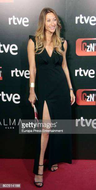 Monica Pont attends 'Corazon' TV Programme 20th Anniversary at Alma club on June 27 2017 in Madrid Spain