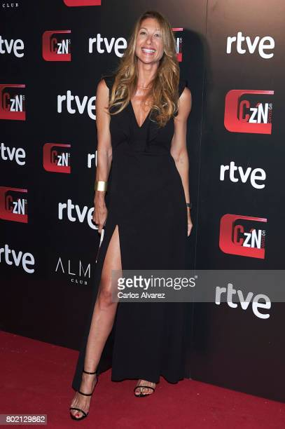 Monica Pont attends 'Corazon' TV programme 20th Anniversary at the Alma club on June 27 2017 in Madrid Spain
