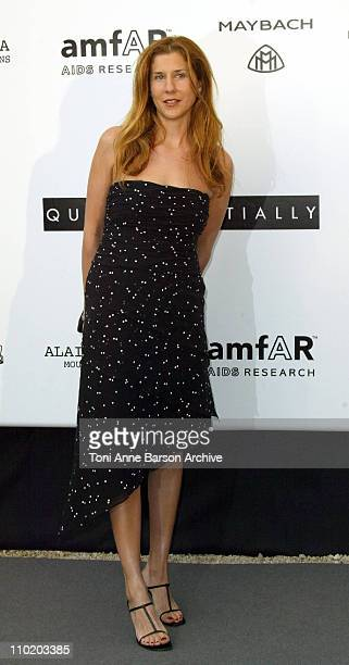 Monica Seles during amfAR's 'Cinema Against AIDS Cannes' Benefit Sponsored by Miramax and Quintessentially Arrivals at Moulin De Mougins in Cannes...
