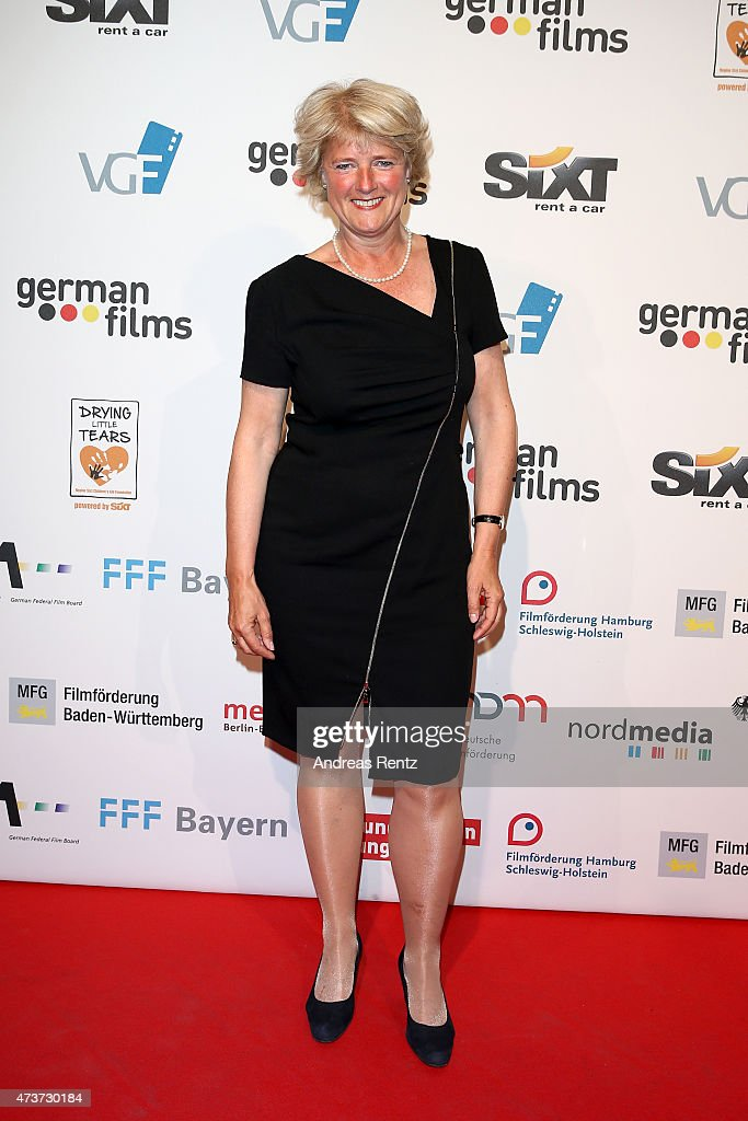 German Films Reception At La Plage Majestic  - The 68th Annual Cannes Film Festival