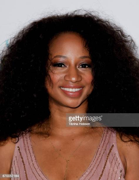Monique Coleman attends the 8th annual Thirst Gala at The Beverly Hilton Hotel on April 18 2017 in Beverly Hills California