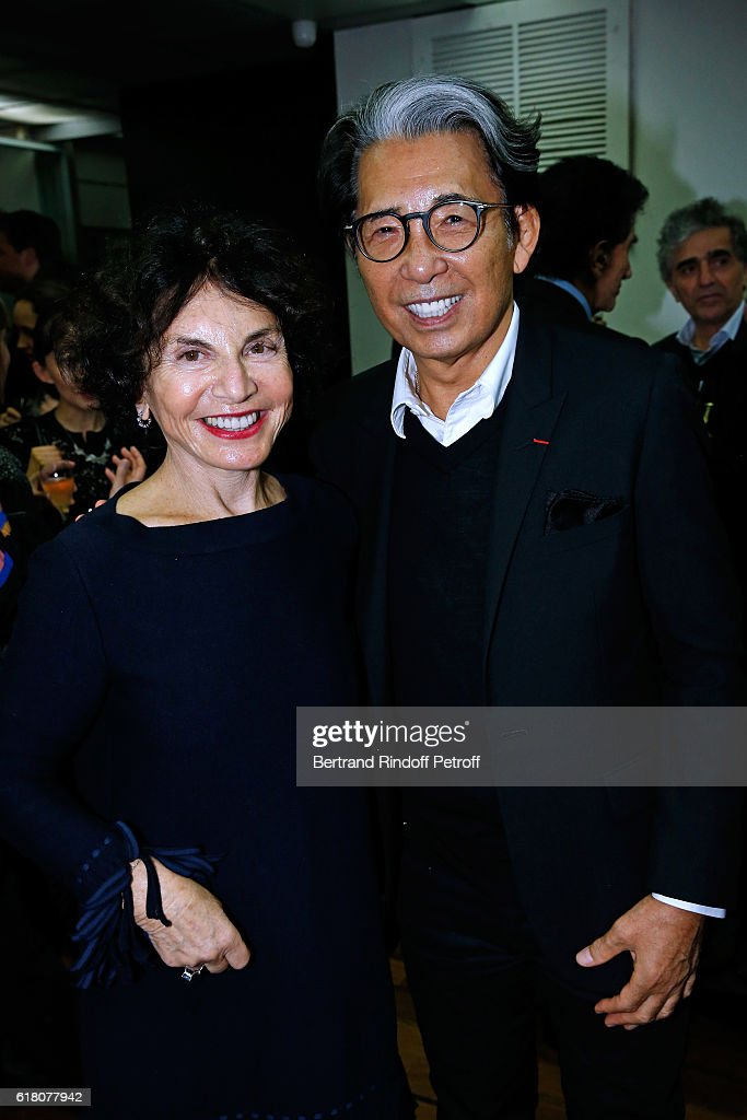 The Japenese Artist Takeshi Kitano Receiving The French Legion Of Honor By Jack Lang