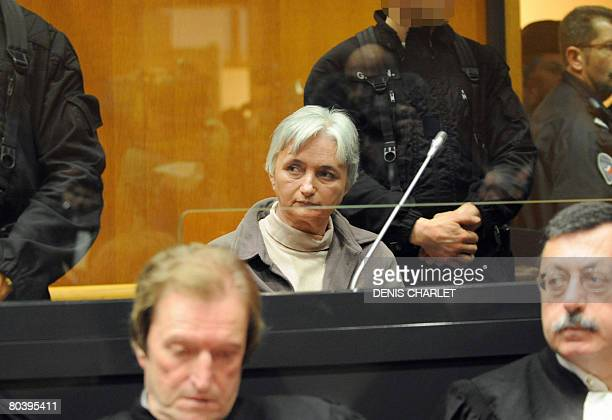 Monique Olivier the wife of selfconfessed French serial killer Michel Fourniret a 65yearold carpenter arrested in 2003 after an attempt to kidnap a...