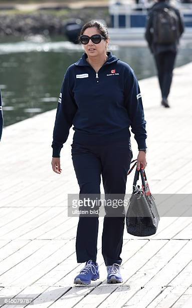 Monisha Kaltenborn Teamchefin Sauber F1 Team formula 1 GP Kanada in Montreal