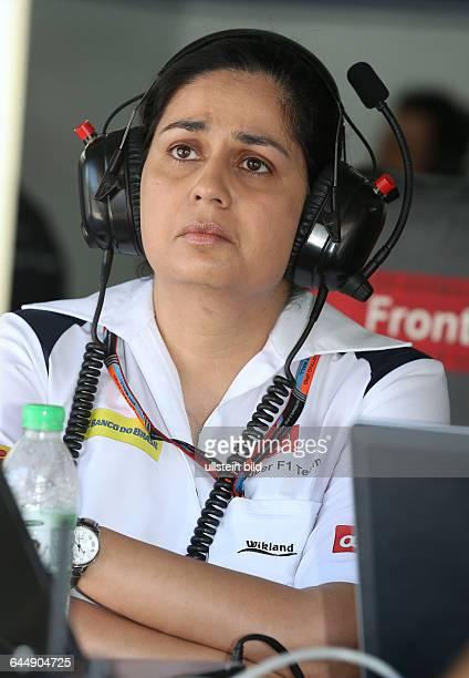 Monisha Kaltenborn Teamchefin Sauber F1 Team formula 1 GP Malaysia in Kuala Lumpur/Sepang