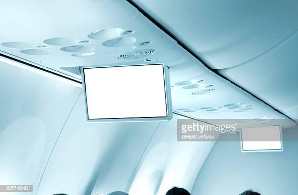 monitor aircraft