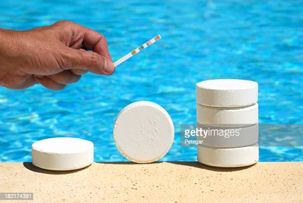 chlorine stock photos and pictures getty images