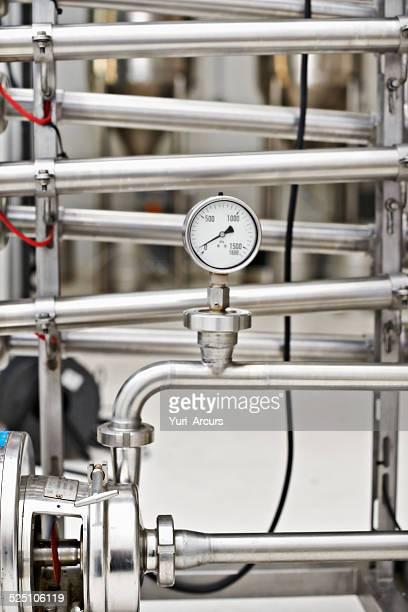 Contrôle des processus de production