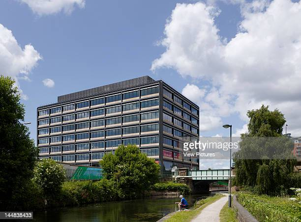 Monkbridge Office BuildingLeeds West Yorkshire United Kingdom Architect Allies And Morrison Monkbridge Office Building Allies And Morrison Leeds...