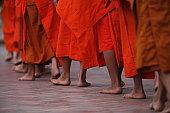 Monks' feet
