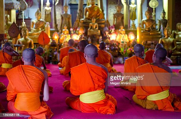 Monks for meditate