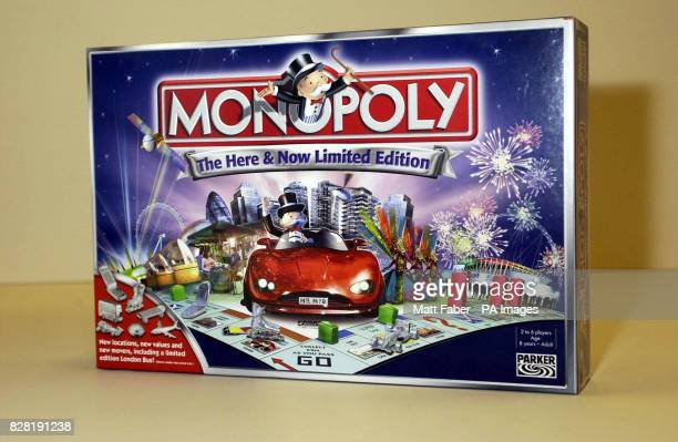 A Monopoly board game which is one of the Toy Retailers Association Christmas Top 12 toys Wednesday October 5 2005 The association predicted that the...