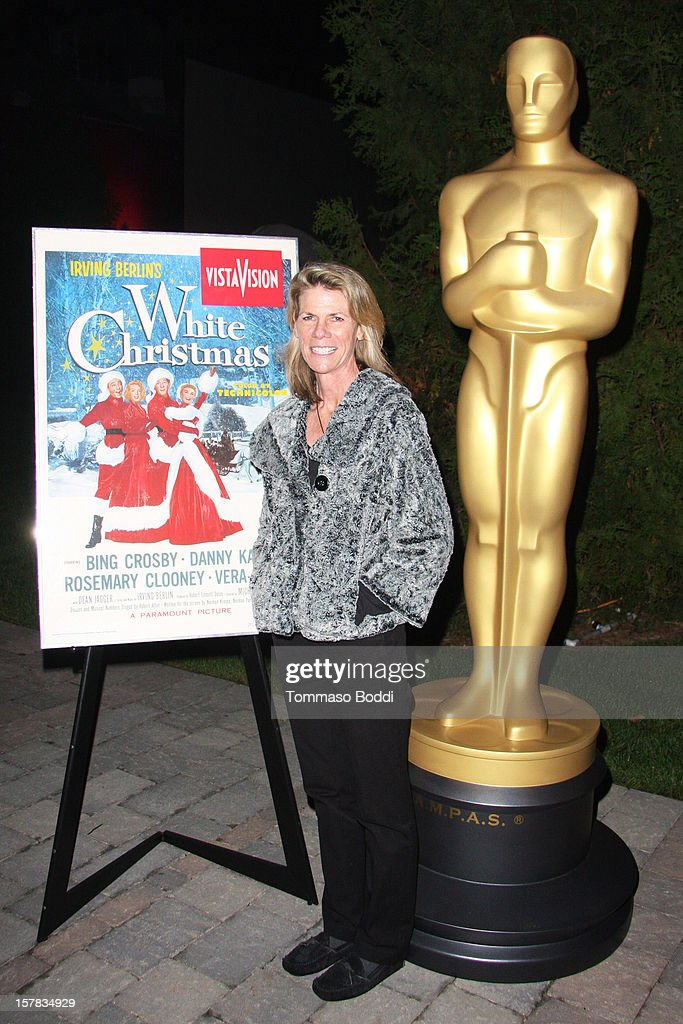 Monsita Ferrer Botwick attends the Academy Of Motion Picture Arts and Sciences' presents it's a 'White Christmas' held at Oscars Outdoors on December 6, 2012 in Hollywood, California.