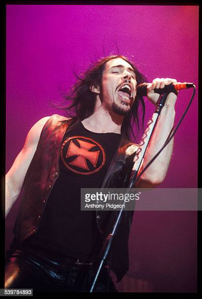Monster Magnet performs onstage at The Cow Palace in San Francisco California USA on 10th August 1999