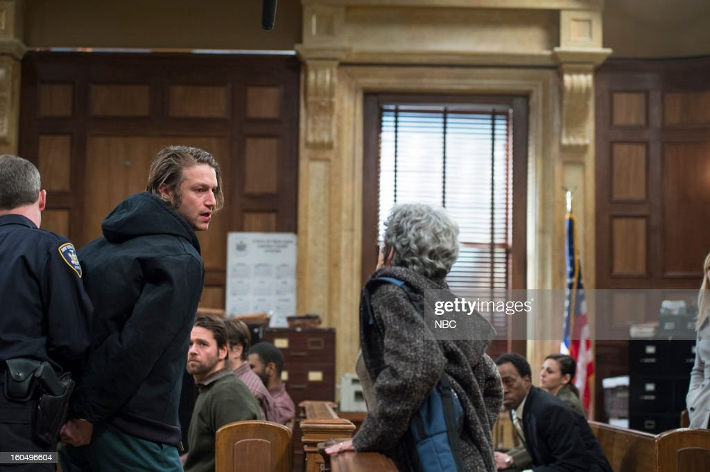 UNIT -- 'Monster's Legacy' Episode 1414 -- Pictured: Peter Scanavino as Johnny Dudek --