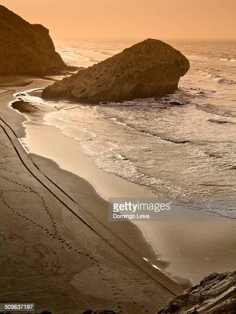 Monsul beach, Cabo de Gata Natural Park, Almeria