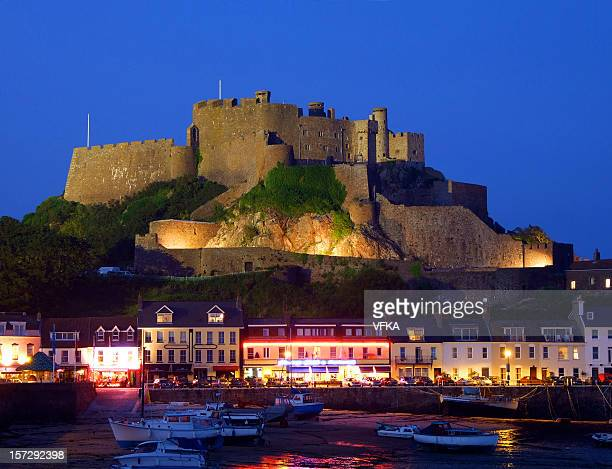 Mont Orgueil Castle, Jersey, Channel Islands