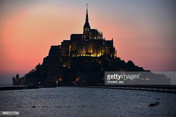Mont Saint Michel UNESCO