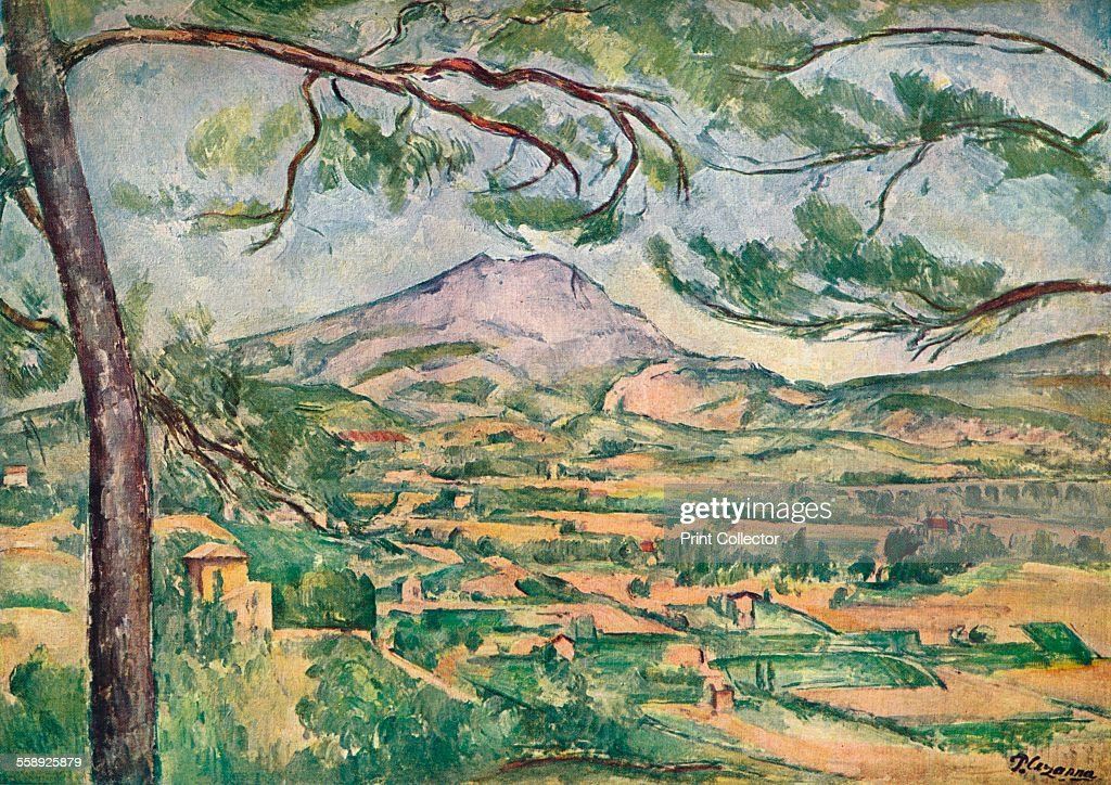 paul cezanne getty images