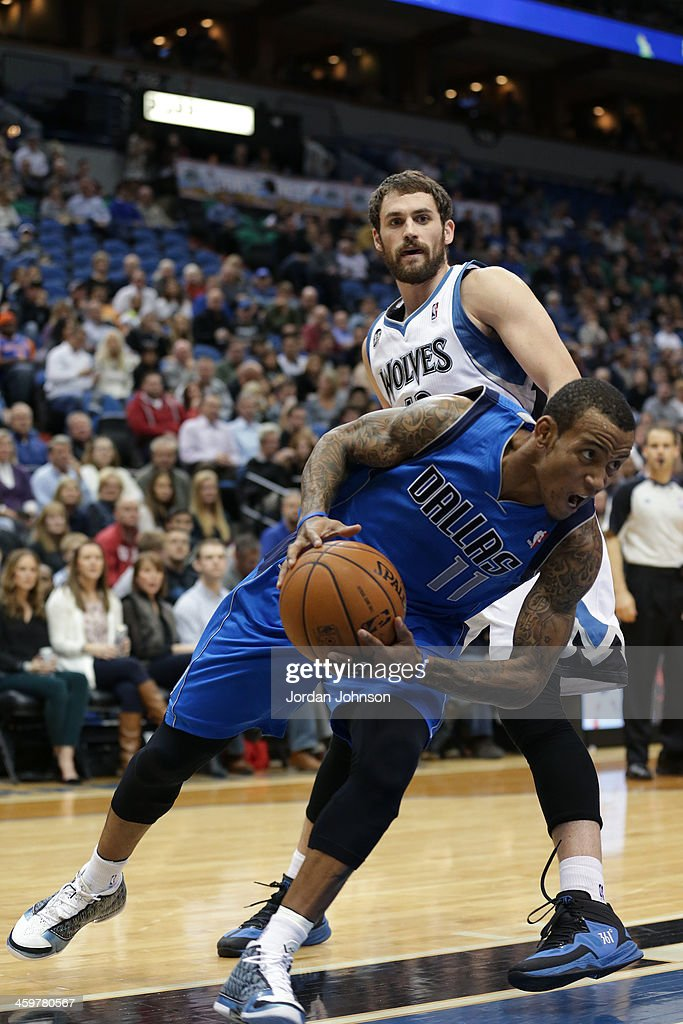 <a gi-track='captionPersonalityLinkClicked' href=/galleries/search?phrase=Monta+Ellis&family=editorial&specificpeople=567403 ng-click='$event.stopPropagation()'>Monta Ellis</a> #11 of the Dallas Mavericks drives to the basket against the Minnesota Timberwolves on November 8, 2013 at Target Center in Minneapolis, Minnesota.