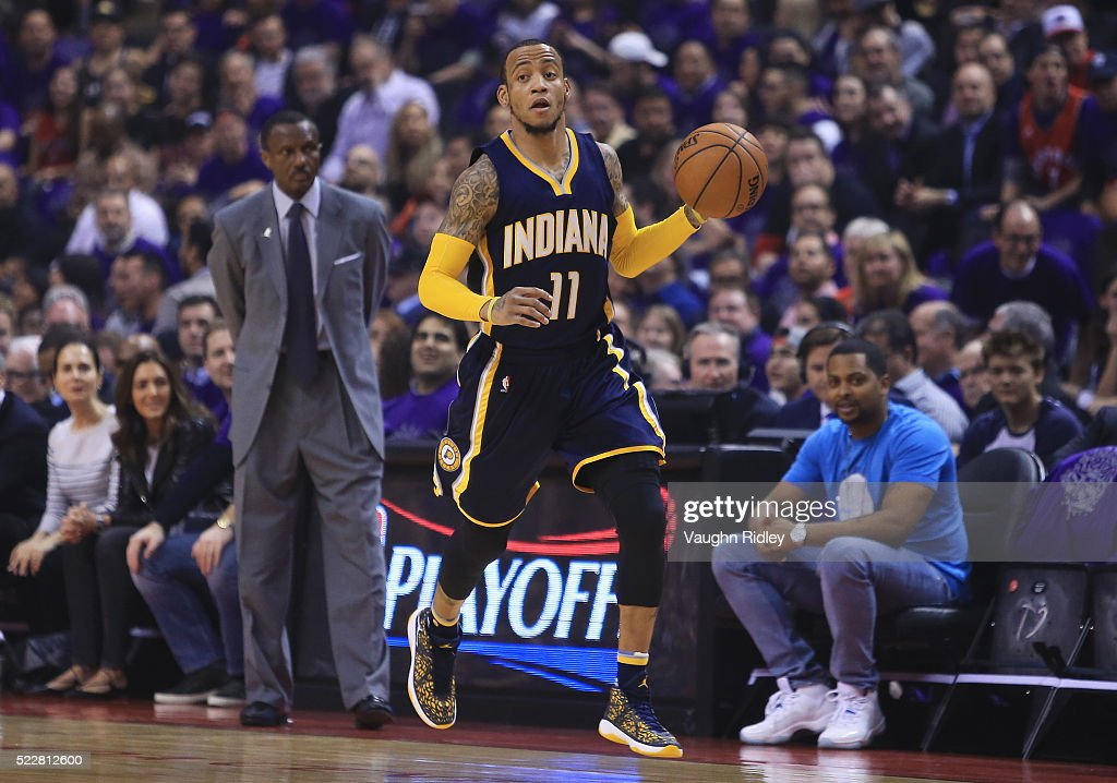 Indiana Pacers v Toronto Raptors - Game Two | Getty Images