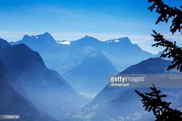 Montafon Alps