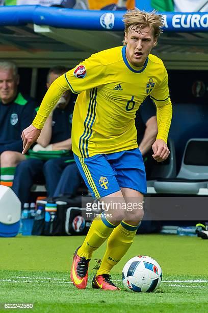Montag Europameisterschaft in Frankreich SaintDenis Irland SchwedenMontag Europameisterschaft in Frankreich SaintDenis 11 Irland Schweden Emil...