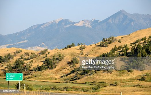 Montana paesaggio