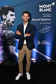 Montblanc Launches Novak Djokovic Special Edition...