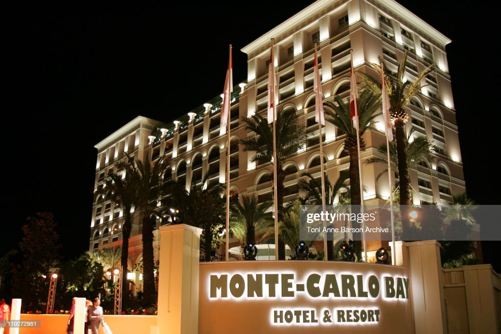 Monte carlo bay hotel amp resort atmosphere during monte carlo bay