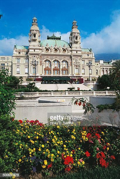 Monte Carlo Casino 18581880 Principality of Monaco 19th century