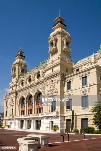 Monte Carlo Casino Casino De Monte Carlo Place Du Casino Monte Carlo Monaco France