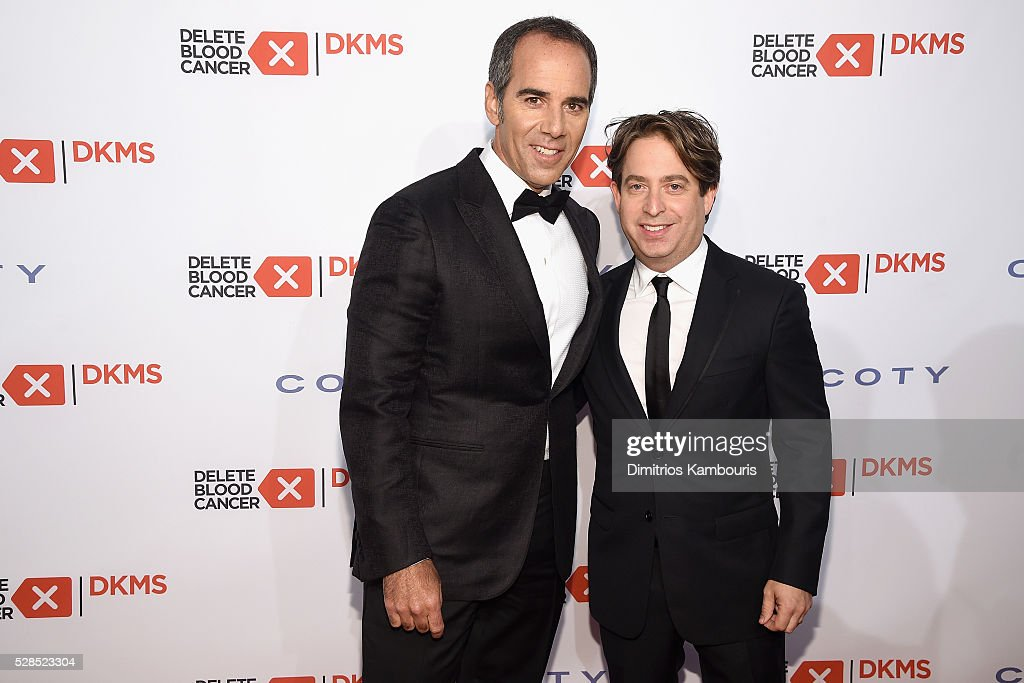 <a gi-track='captionPersonalityLinkClicked' href=/galleries/search?phrase=Monte+Lipman&family=editorial&specificpeople=3227231 ng-click='$event.stopPropagation()'>Monte Lipman</a> (L) and Charlie Walk attend the 10th Annual Delete Blood Cancer DKMS Gala at Cipriani Wall Street on May 5, 2016 in New York City.