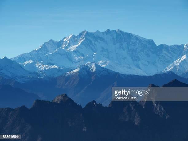 Monte Rosa Massif, Pennine Alps, Piedmont, Northern Italy