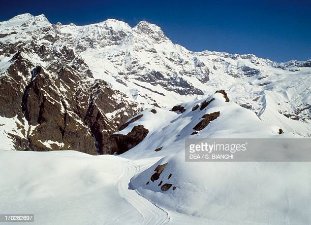 Monte Rosa Valsesia Italy