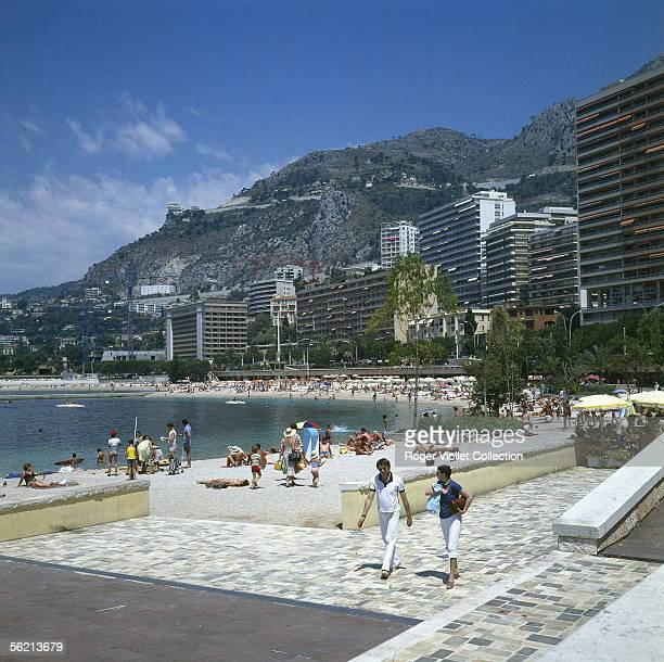MonteCarlo The beach