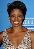 Montego Glover attends Broadway Stand Up For Freedom at NYU Skirball Center on July 20 2015 in New York City