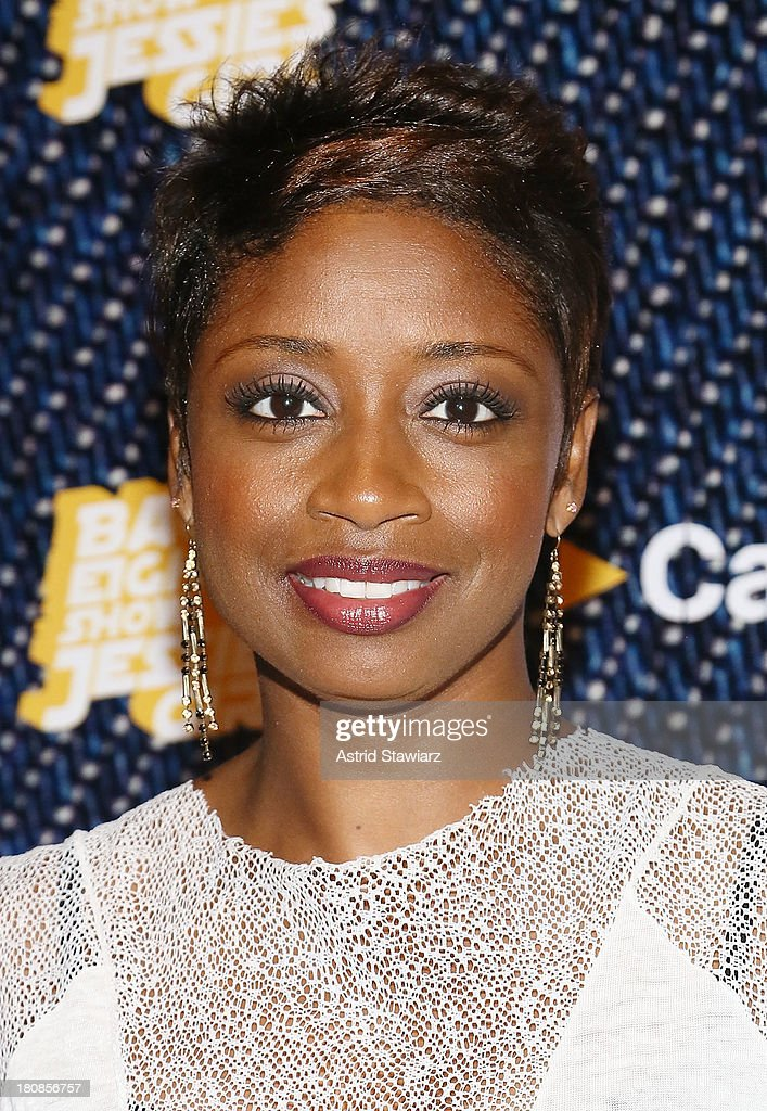 <a gi-track='captionPersonalityLinkClicked' href=/galleries/search?phrase=Montego+Glover&family=editorial&specificpeople=2235786 ng-click='$event.stopPropagation()'>Montego Glover</a> attends Canal Room's 10 Year Anniversary at Canal Room on September 16, 2013 in New York City.