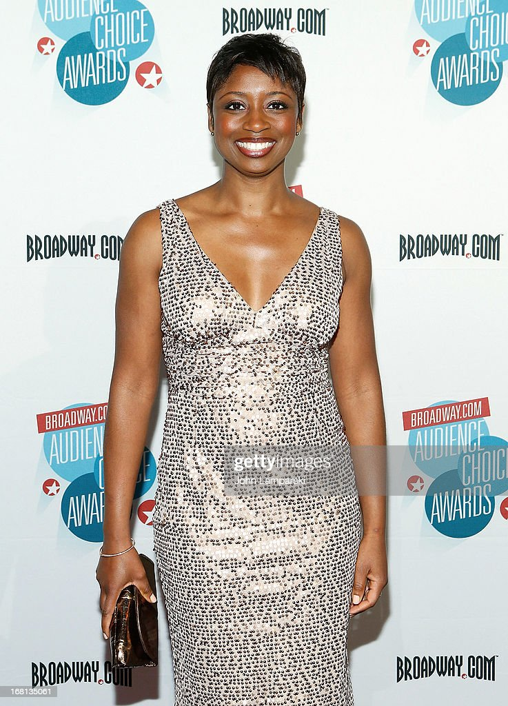 Montego Glover attends The 2013 Broadway.com Audience Choice Awards at Jazz at Lincoln Center on May 5, 2013 in New York City.