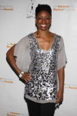 Montego Glover attends the 2nd National High School Musical Theater Awards at the Marriott Marquis Theater on June 28 2010 in New York city