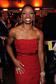 Montego Glover attends the after party following the 64th Annual Tony Awards at Rockefeller Center on June 13 2010 in New York City