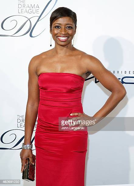 Montego Glover attends The Drama League's 31st Annual Musical Celebration Of Broadway at The Pierre Hotel on February 2 2015 in New York City