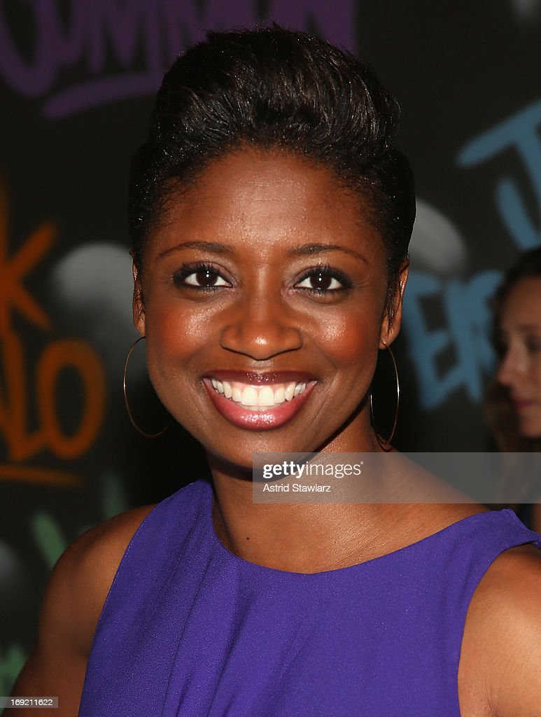 Montego Glover attends the 'Now You See Me' New York Premiere after party at Good Units at Hudson Hotel on May 21, 2013 in New York City.