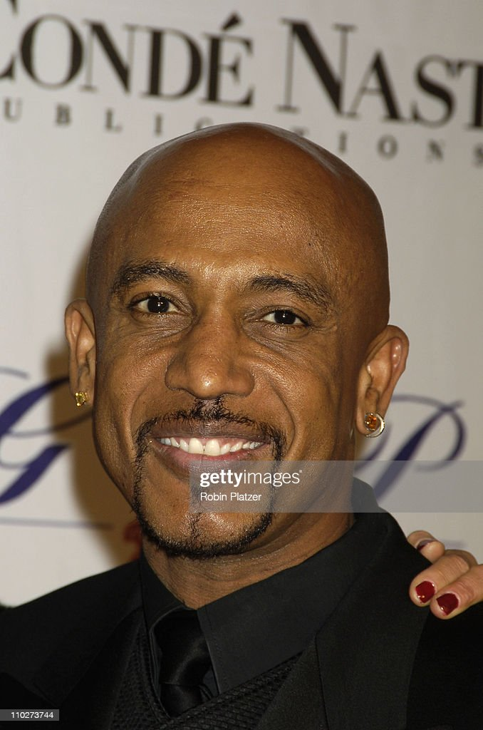 Montel Williams during The G&P Foundation for Cancer Research 4th Annual Angel Ball at Marriott Marquis in New York City, New York, United States.
