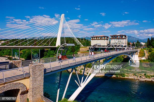 Montenegro, central region, Podgorica capital city