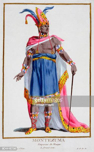 Montezuma last Emperor of the Aztecs 16th century The Aztec Empire was overthrown in 15191521 by Spanish conquistadors led by Hernan Cortes in...