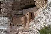 This ancient cliff dwelling in southern Arizona is one of the best preserved in North America