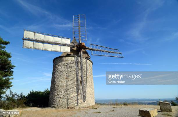 Montfuron Windmill Luberon Provence